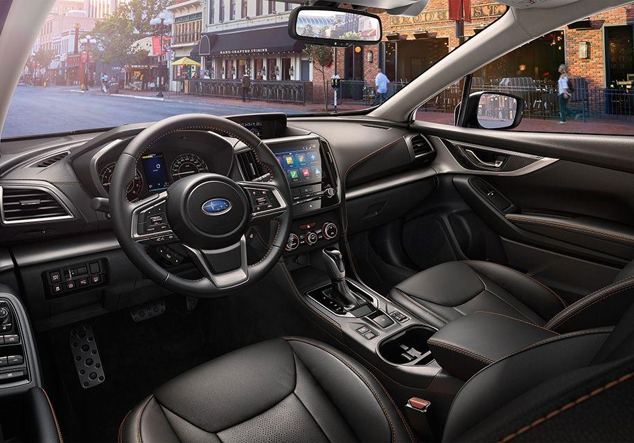 Новый Subaru XV стал самым безопасным автомобилем по версии IIHS