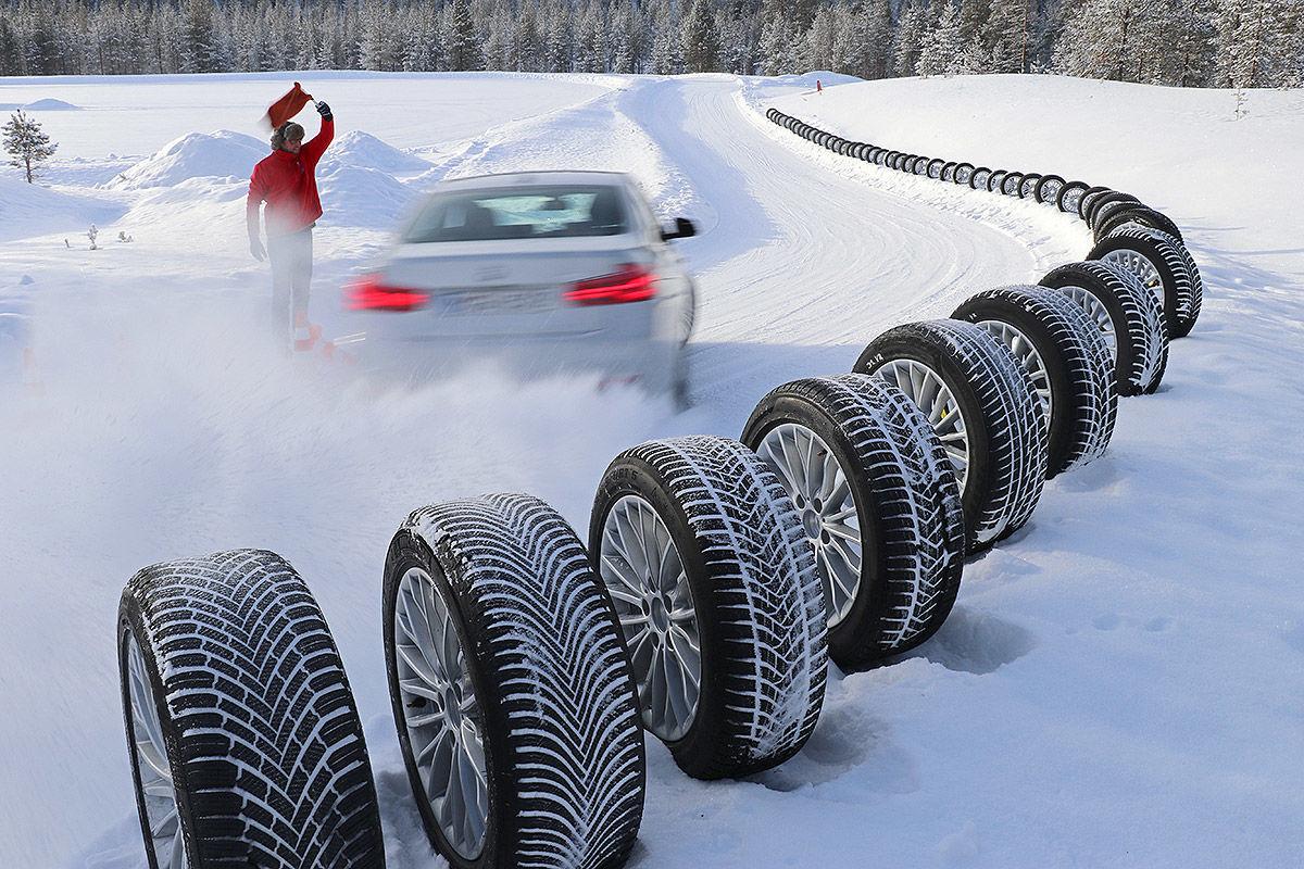 Зимние шины для легкового автомобиля: что нужно знать?