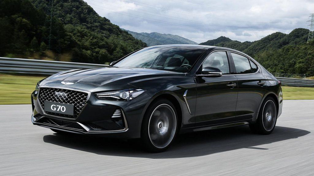 Genesis с начала года реализовал на рынке РФ более 1000 автомобилей