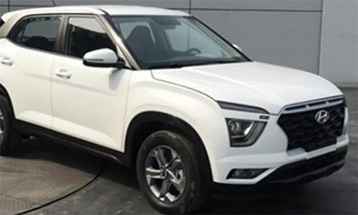 Новый Hyundai Creta представлен на первых официальных фото