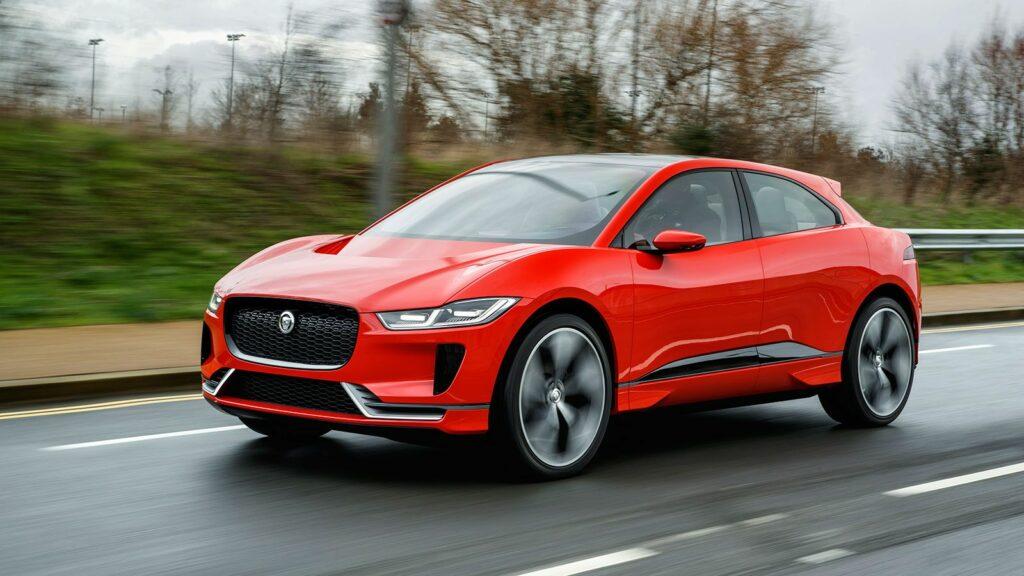 Стала известна дата премьеры нового кроссовера Jaguar I-Pace
