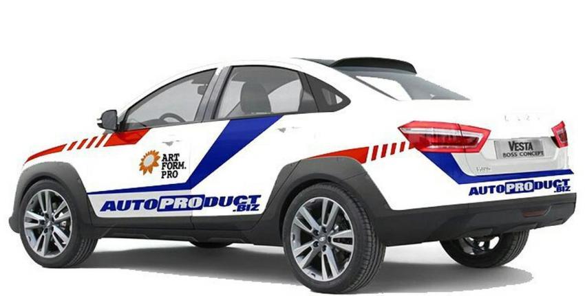 Раллийная LADA Vesta Rally Sprint получит форсированный двигатель