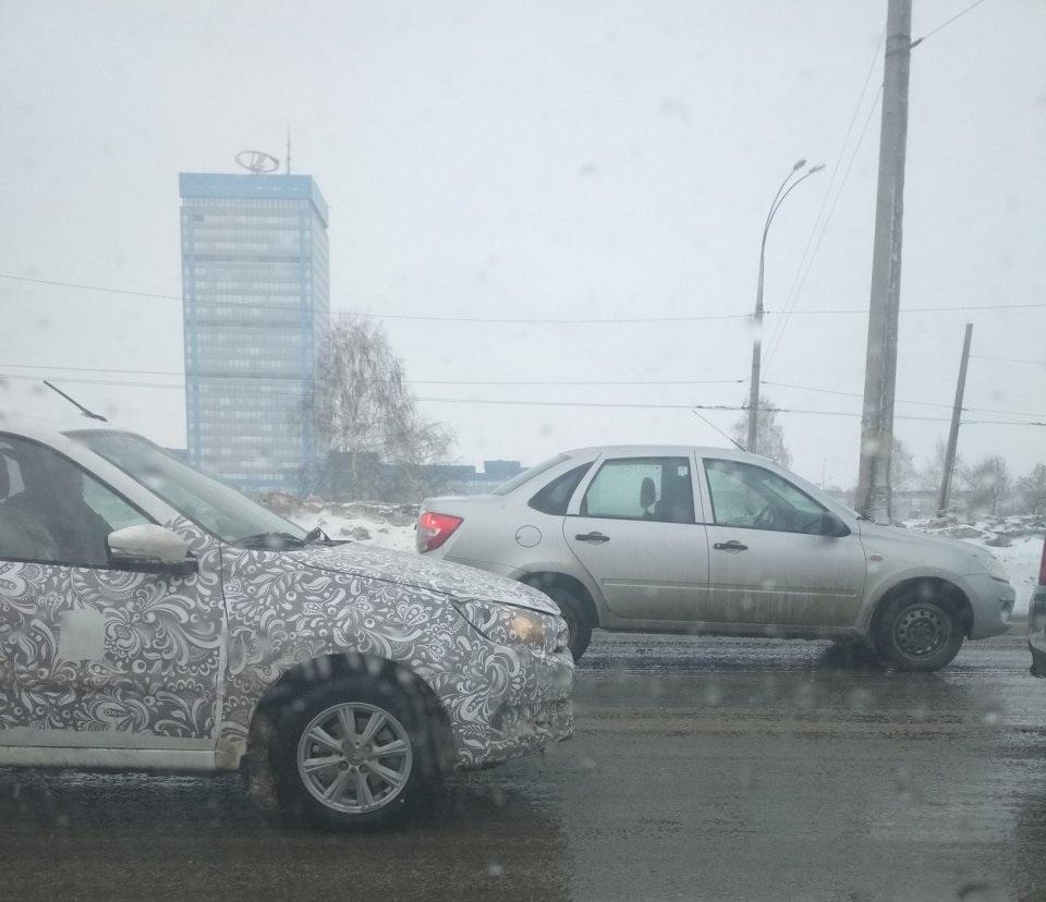«АвтоВАЗ» перенес сборку лифтбеков Лада Granta изИжевска вТольятти