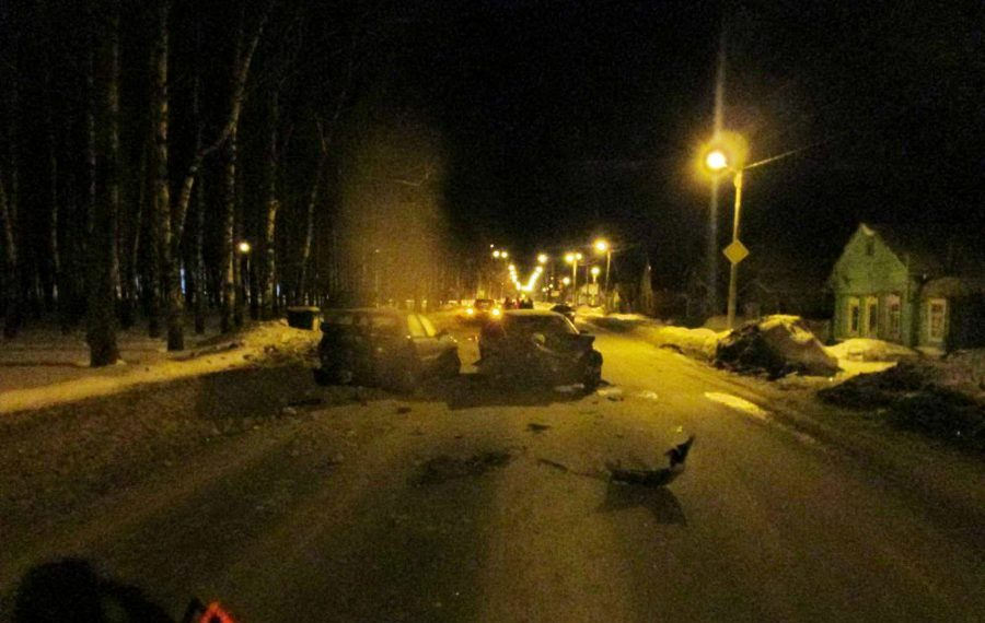 Трагическое ночное ДТП в Саранске: погиб водитель «Лады-Приоры»