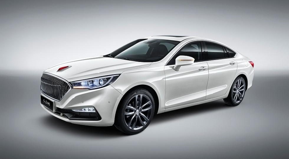 Новый седан Hongqi H5 на базе Mazda6 поступил в продажу