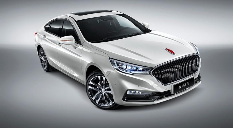 Объявлены цены на новый седан Hongqi H5 на базе Mazda6