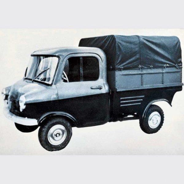 Составлен ТОП-5 малоизвестных советских грузовиков
