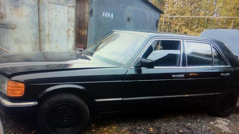 Mercedes‐Benz S‐Class Боярского продают в Петербурге за 400 000 рублей