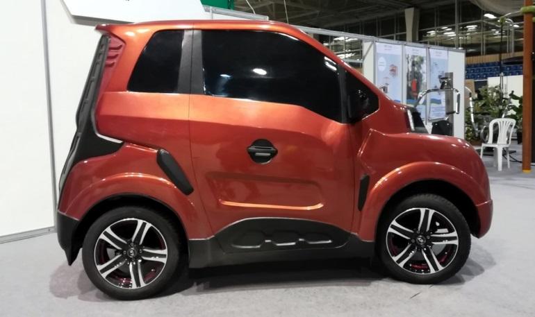 В России начнется серийный выпуск электромобилей Zetta