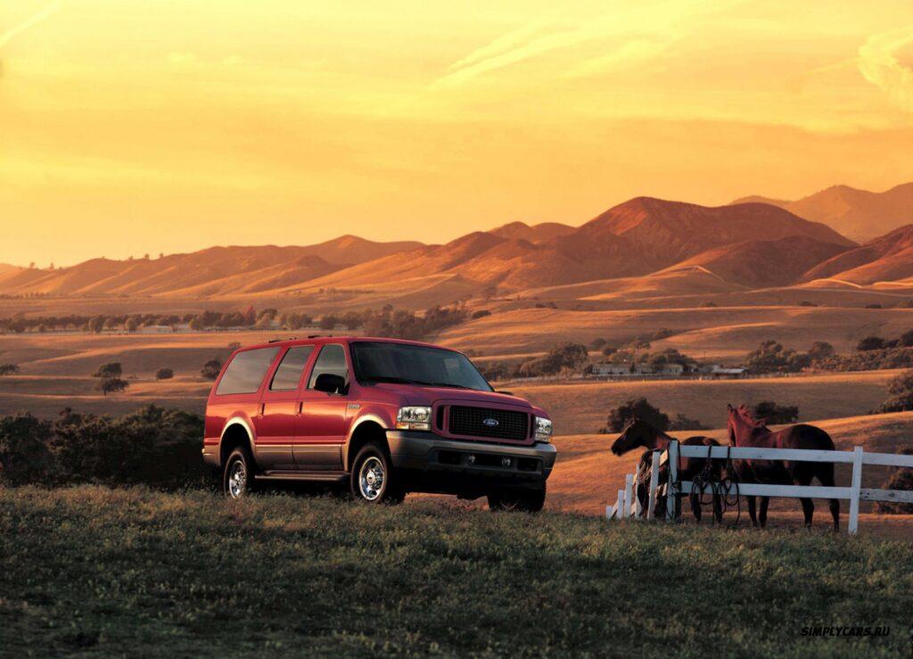Ford вновь запатентовала торговую марку Excursion