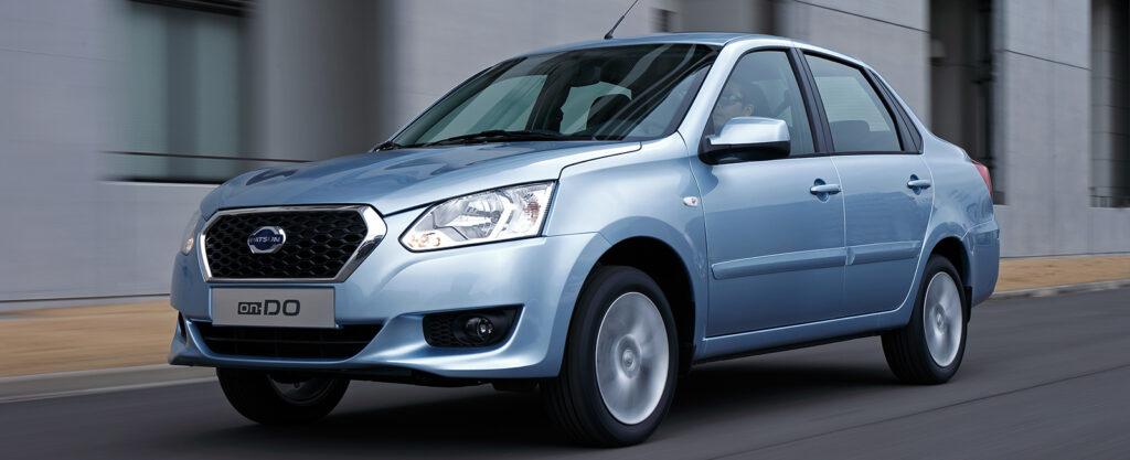 Datsun on-DO в феврале вошел в топ-25 российских бестселлеров