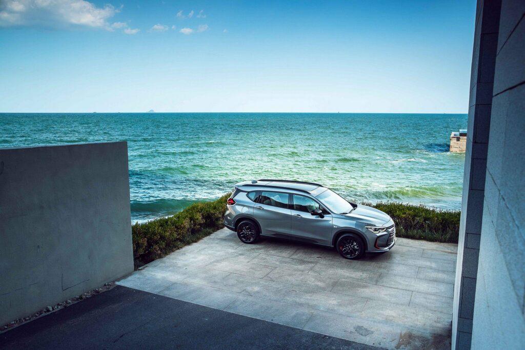 Chevrolet представил семейный кроссовер Orlando нового поколения