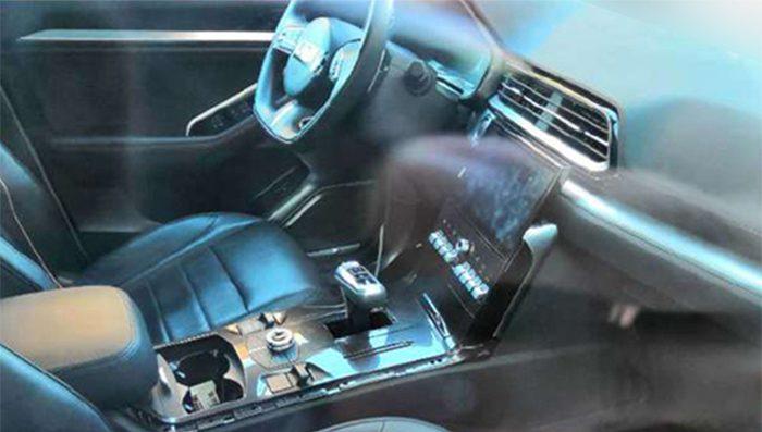 Great Wall готовится показать кросс-купе WEY VV7 GT