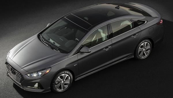 Новая Hyundai Sonata получила еще несколько новых версий