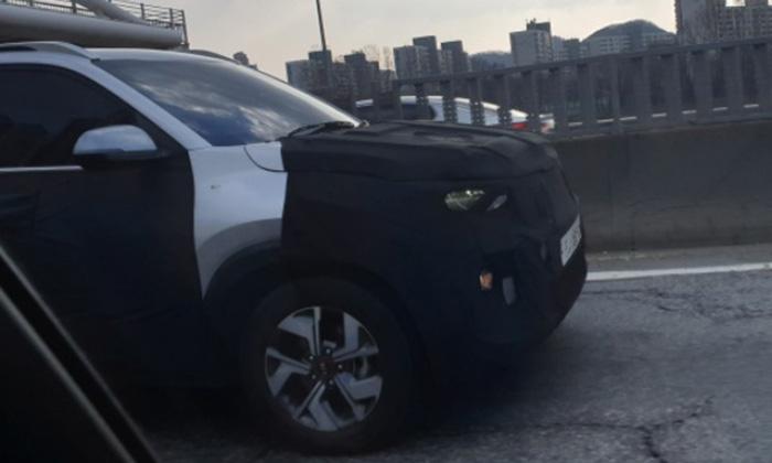 Кроссовер Kia Sonet появится в продаже в августе