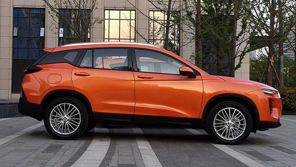 Haima представила кроссовер с дизайном в стиле нового Hyundai Santa Fe