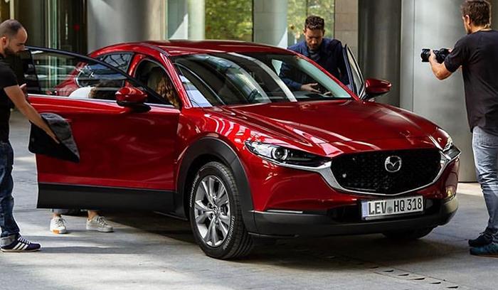 Mazda раскрыла характеристики кроссовера Mazda CX-30