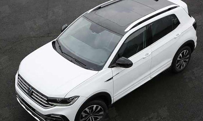 Volkswagen анонсировал премьеру нового кроссовера Tacqua