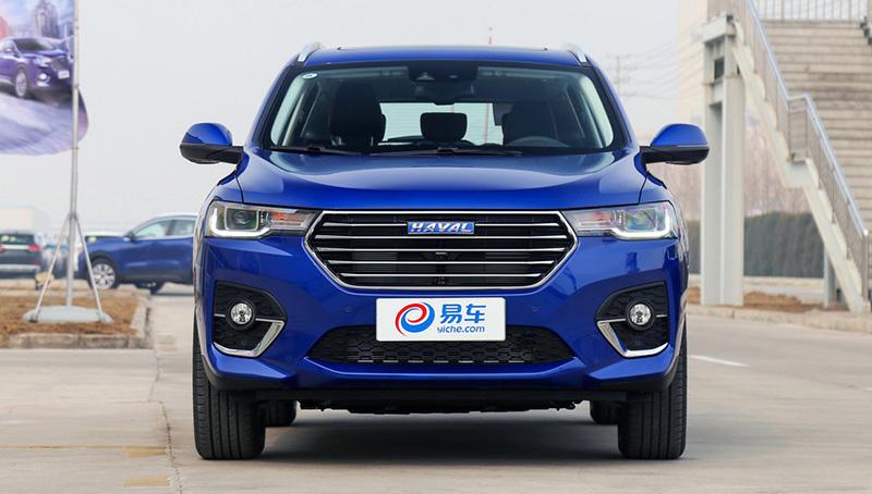 Бюджетный кроссовер Haval H4 будет стоить дешевле Hyundai Creta