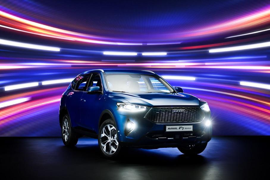 Haval F7 и F7x в версии Tech Plus за 2 млн рублей вышли в продажу