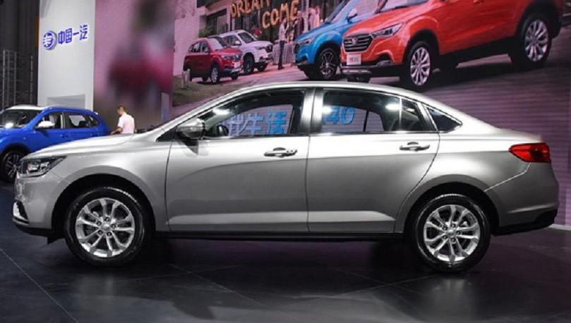 FAW начинает продажи клона Volkswagen Jetta в лице седана Junpai A50