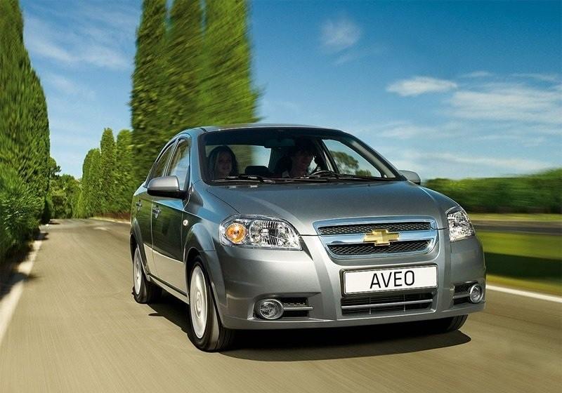 Концерн General Motors завершает выпуск Chevrolet Aveo