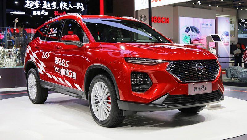 Haima презентовала в Шанхае серийную копию Hyundai Santa Fe