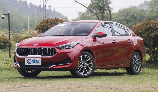 Kia назвала дату старта продаж седана Kia K3 PHEV