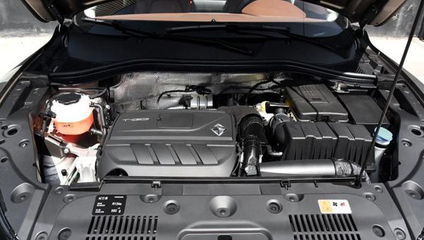 Немецко-китайское кросс-купе Borgward BX6 рассекретили до премьеры