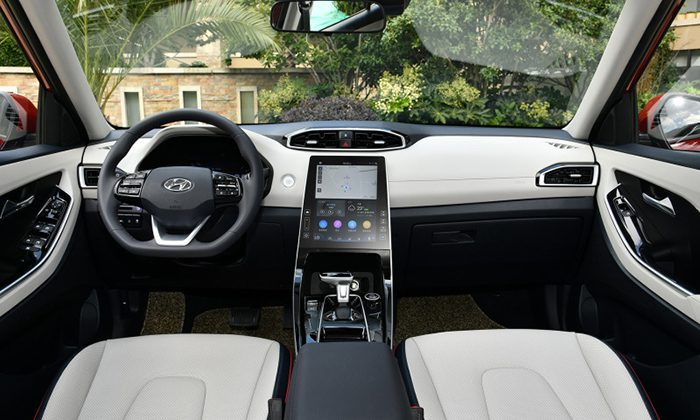 Новый кроссовер Hyundai Creta представлен на первых фотографиях