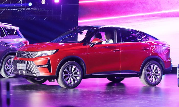 Концерн GAC начал продажи конкурента Renault Arkana