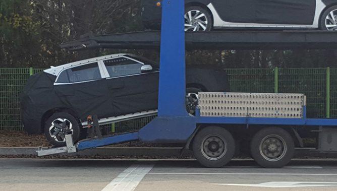 Hyundai вывела на тесты ультрабюджетный кроссовер Hyundai Styx