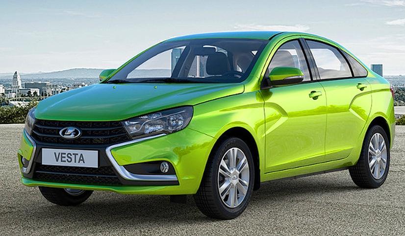 Продажи автомобилей LADA в странах ЕС в ноябре увеличились на 40%