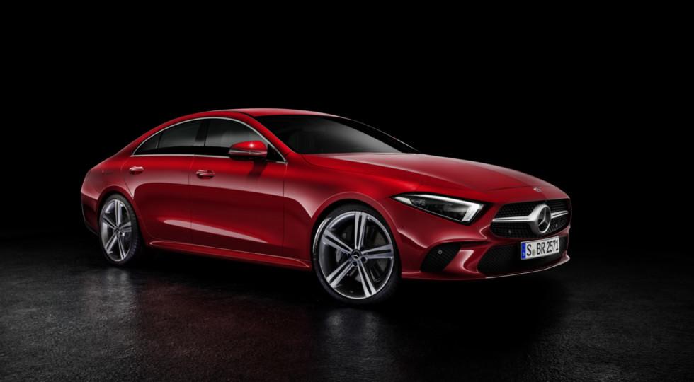 Mercedes-Benz в России объявила цены на новое поколение седана CLS
