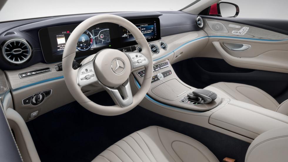 Стартовал прием предзаказов на новый Mercedes-Benz CLS