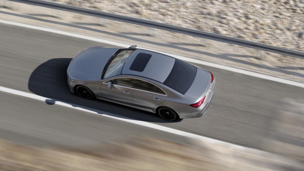 Mercedes представил вСША собственный новый купе CLS— давно ожидаемая премьера