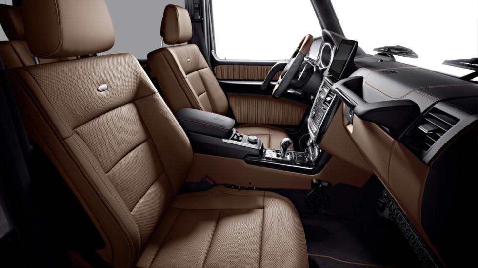 Финальная версия Mercedes-Benz G-Class выйдет ограниченным тиражом
