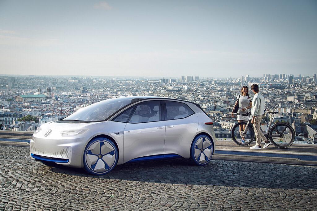 Volkswagen назвал дату приема заказов на свою новую модель