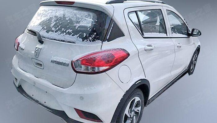 GM и SAIC готовят обновление для бюджетного хэтчбека Baojun 310
