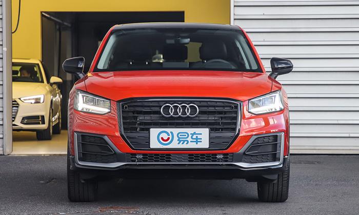 Обновлённый кроссовер Audi Q2L поступил в продажу
