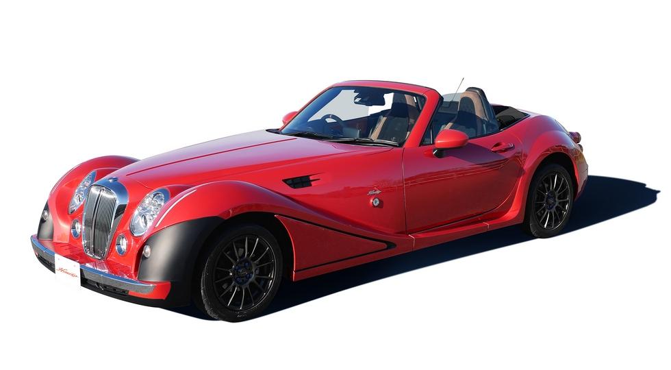 Mitsuoka представила копию Mazda MX-5 в лице родстера Mitsuoka Himiko