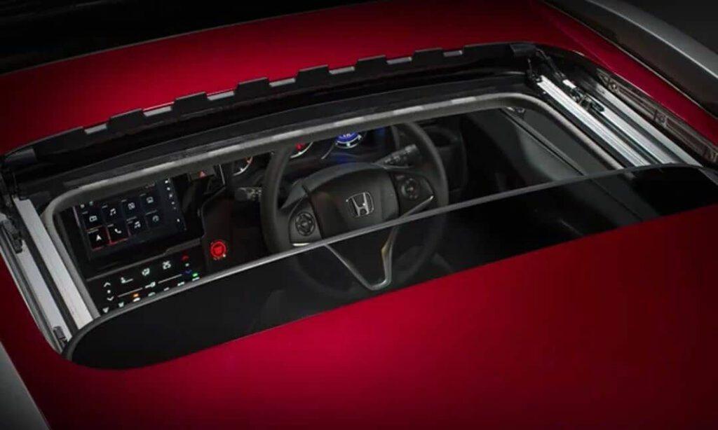 В компании Honda рассказали о новом Honda WR-V