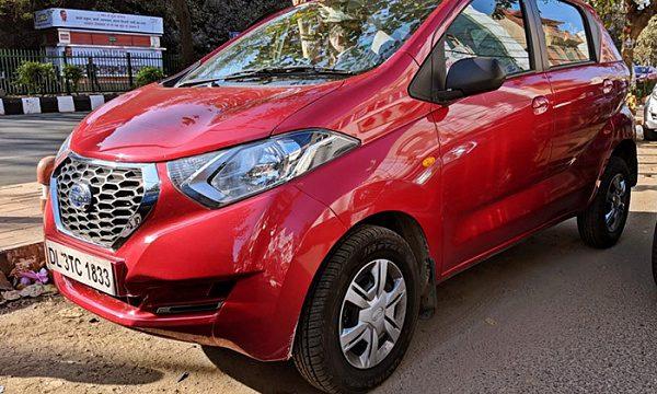 Стартовали продажи обновленного Datsun redi-GO за 250 000 рублей