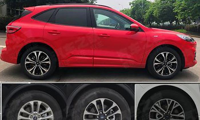 Ford сертифицировал новый Ford Kuga с другим дизайном