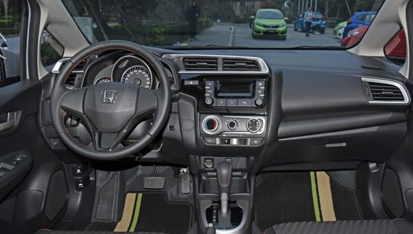 Названы цены и комплектации обновлённого Honda Fit 2018