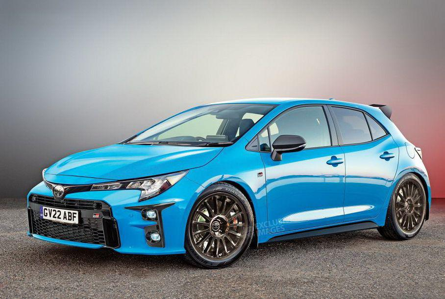 Toyota выпустит производительный хэтчбек Corolla