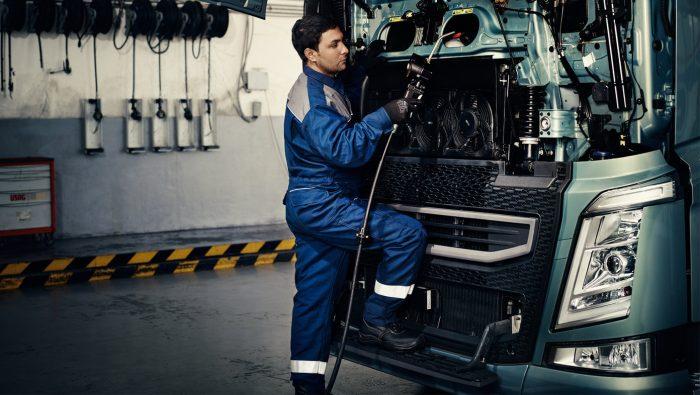Надёжный ремонт грузовиков