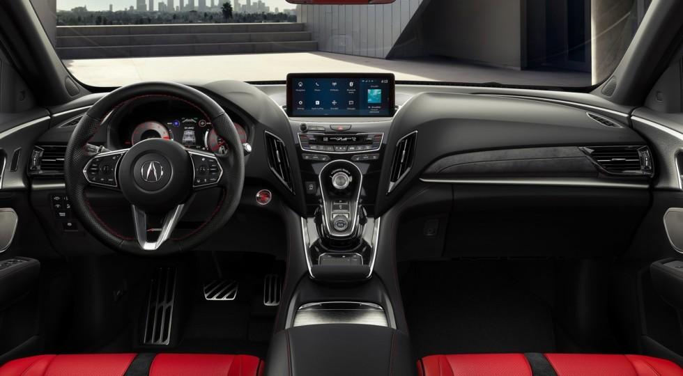 Компания Acura представила новое поколение кроссовера Acura RDX