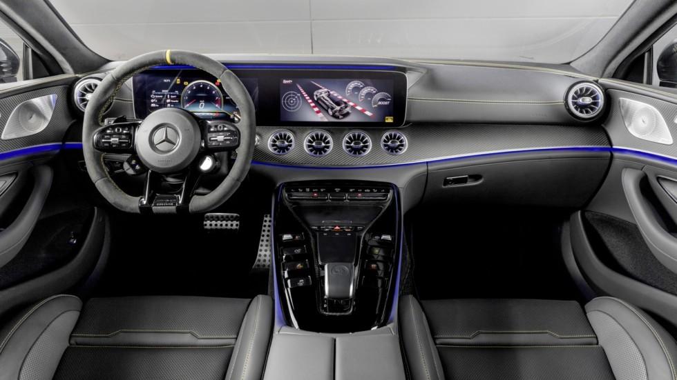 Mercedes-AMG представила спецверсию купе GT 63 S Edition 1