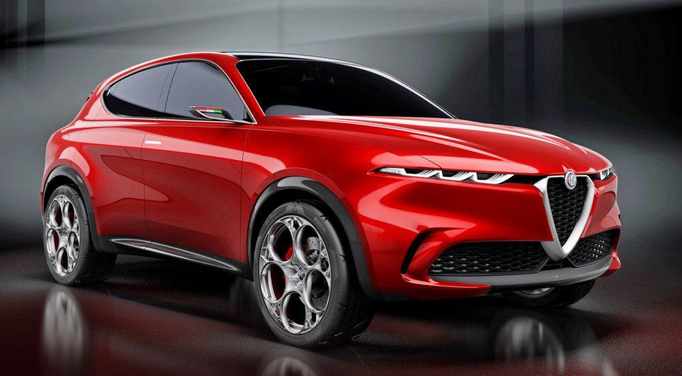 Компактный кроссовер от Alfa-Romeo получит название Stella